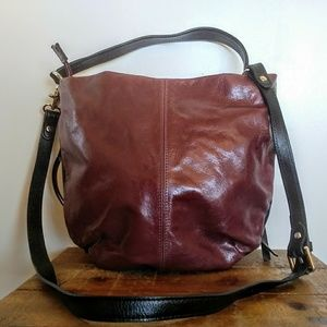2c17f8544bf Tano Bags   Sm Leather Hobo Made In Italy   Poshmark